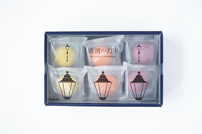 横濱の灯り パッケージ